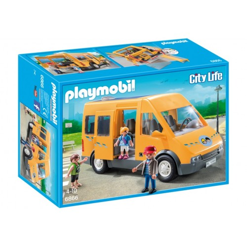 6866 bus school - Playmobil