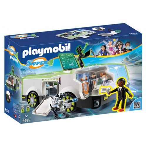 6692 Chameleon with Gene - Playmobil