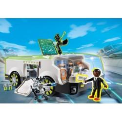 6692 Chameleon with Gene - Playmobil