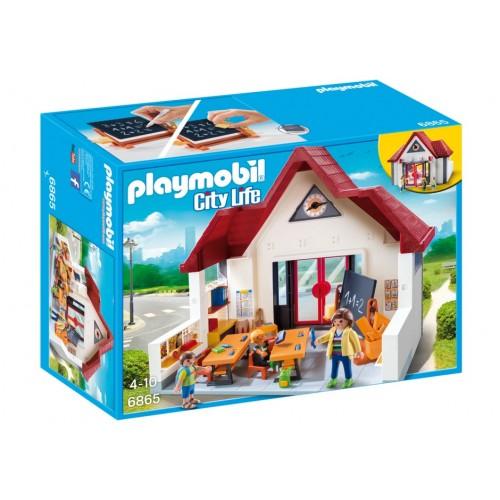 6865 - Colegio - Playmobil