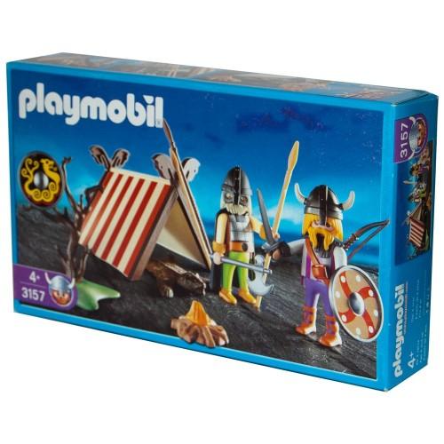 3157 camp Viking - Playmobil - NEW ÖVP