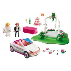 6871 - StarterSet wedding - Playmobil