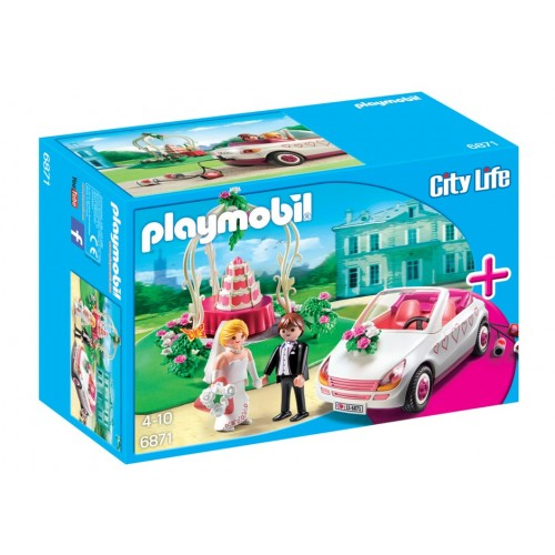 6871 - StarterSet Boda - Playmobil