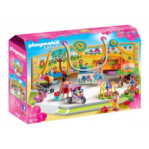 9079 babies - Playmobil novelty 2017 shop
