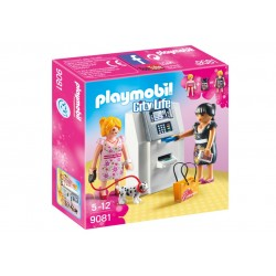 9081 ATM - Playmobil novelty 2017