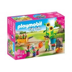 9082 - Florista - Playmobil Novedad 2017
