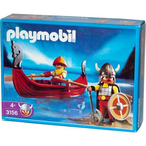 3156 - Barca Vikinga - Playmobil - NUEVO NEW OVP