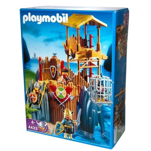 4433-bastione ÖVP Viking-Playmobil-nuovo nuovo