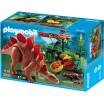 5232 Stegosaurus with calves - Playmobil