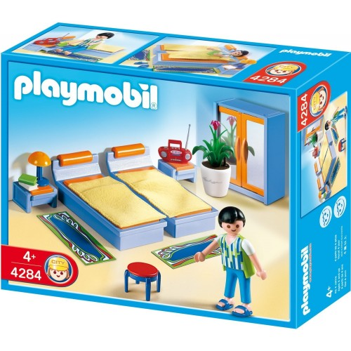 4284 bedroom family - Playmobil