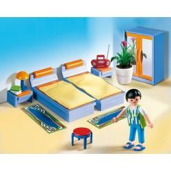 famille de 4284 chambre - Playmobil