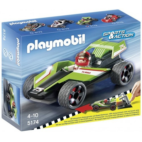 5174 turbo Racer - Playmobil