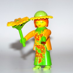 9147 female flower - Figures-Playmobil - about surprise series 11 new 2017
