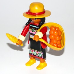 9147 woman collection India - Figures-Playmobil - about surprise series 11 new 2017