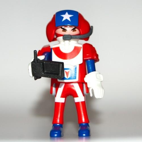 RISERVA * - 9146-figure Playmobil - sugli uomini di sorpresa - serie 11 -