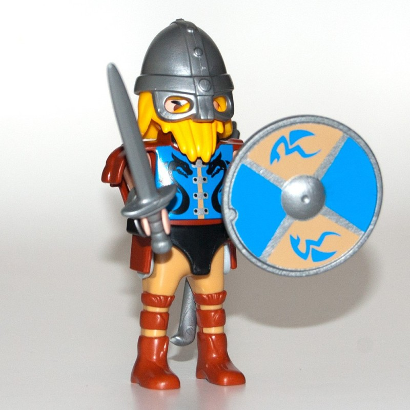 Playmobil Figures Wikinger  Serie 8