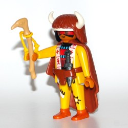 9146 head Indian - Playmobil Figures - series 11 new 2017