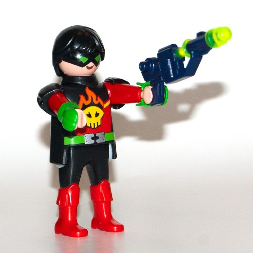 9146 villain - Playmobil Figures - series 11 new 2017