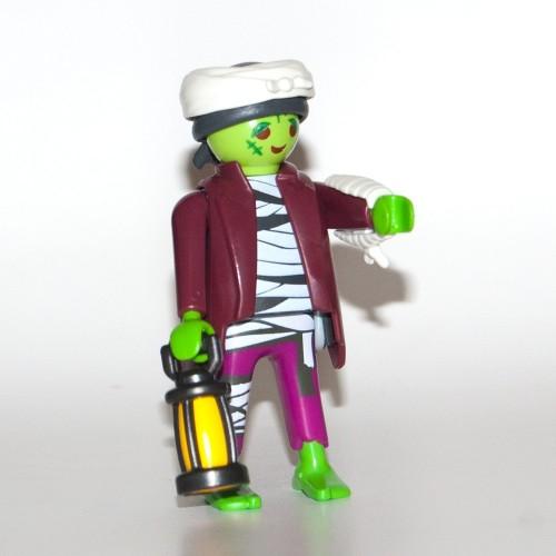 9146 zombie con serie di Lanterna - figure Playmobil - 11 2017 nuovo