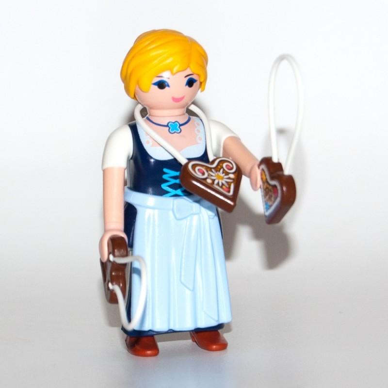 9147 peasant alps  playmobil figures  about surprise