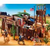 5245 grande forte Western - Playmobil Western