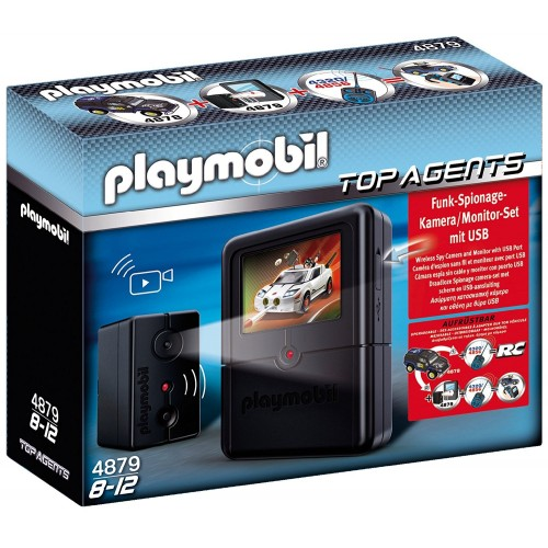 4879 impostare spy camera - Playmobil