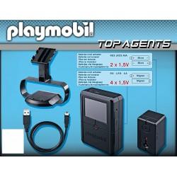 4879 Set camera spy - Playmobil