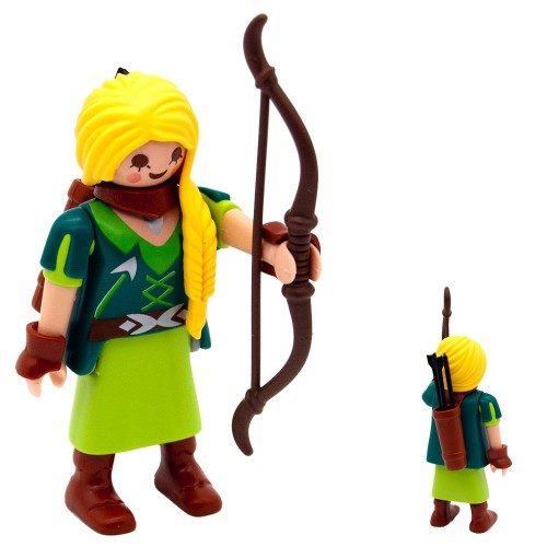 9147 Archer - Figures-Playmobil - about surprise series 11 new 2017