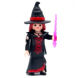 9147 witch - Figures-Playmobil - about surprise series 11 new 2017