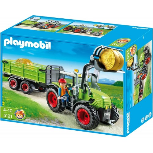 5121 great Tractor with trailer - NEW ÖVP