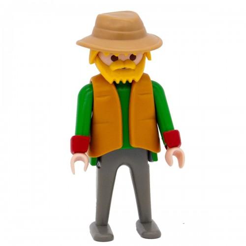 Cazador - Leñador - Playmobil