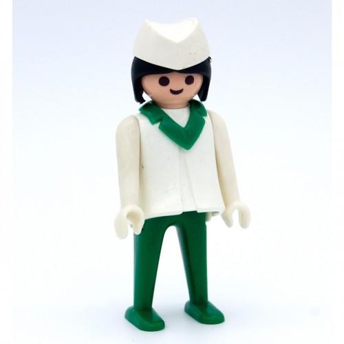 Enfermera Panadera - Playmobil