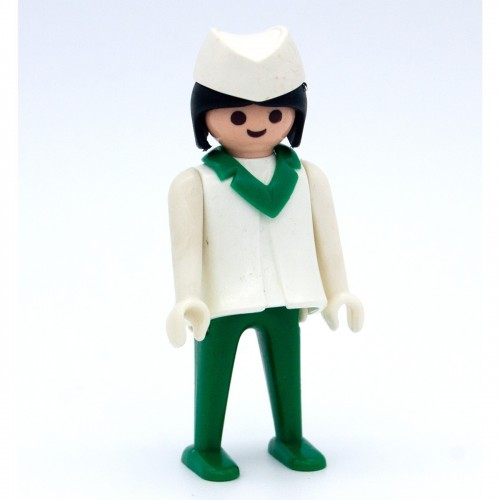 Nurse Baker - Playmobil