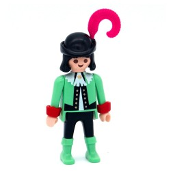 Victorian Hat feather shoes Verder - Playmobil