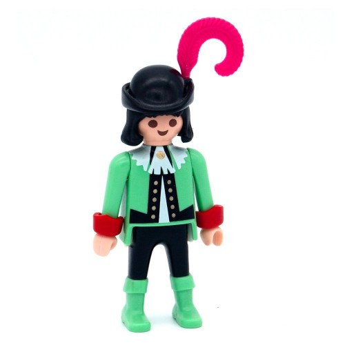 Victorioano Hat feather shoes Verder - Playmobil