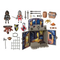 6156 chest treasure - Playmobil Knights