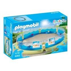 9063 piscine Marina - nouveauté Playmobil 2017