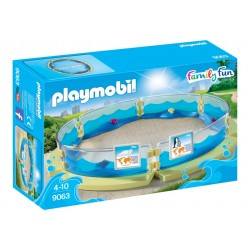 9063-pool Marina-Playmobil novelty 2017