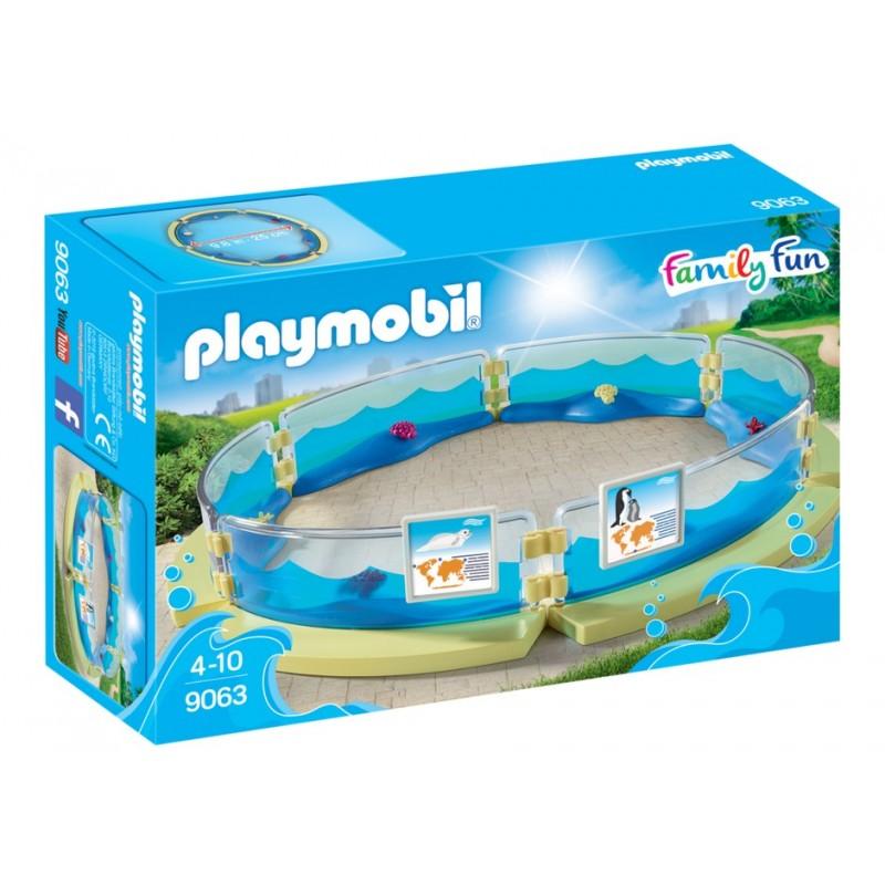 9063 pool Marina - Playmobil novelty 2017