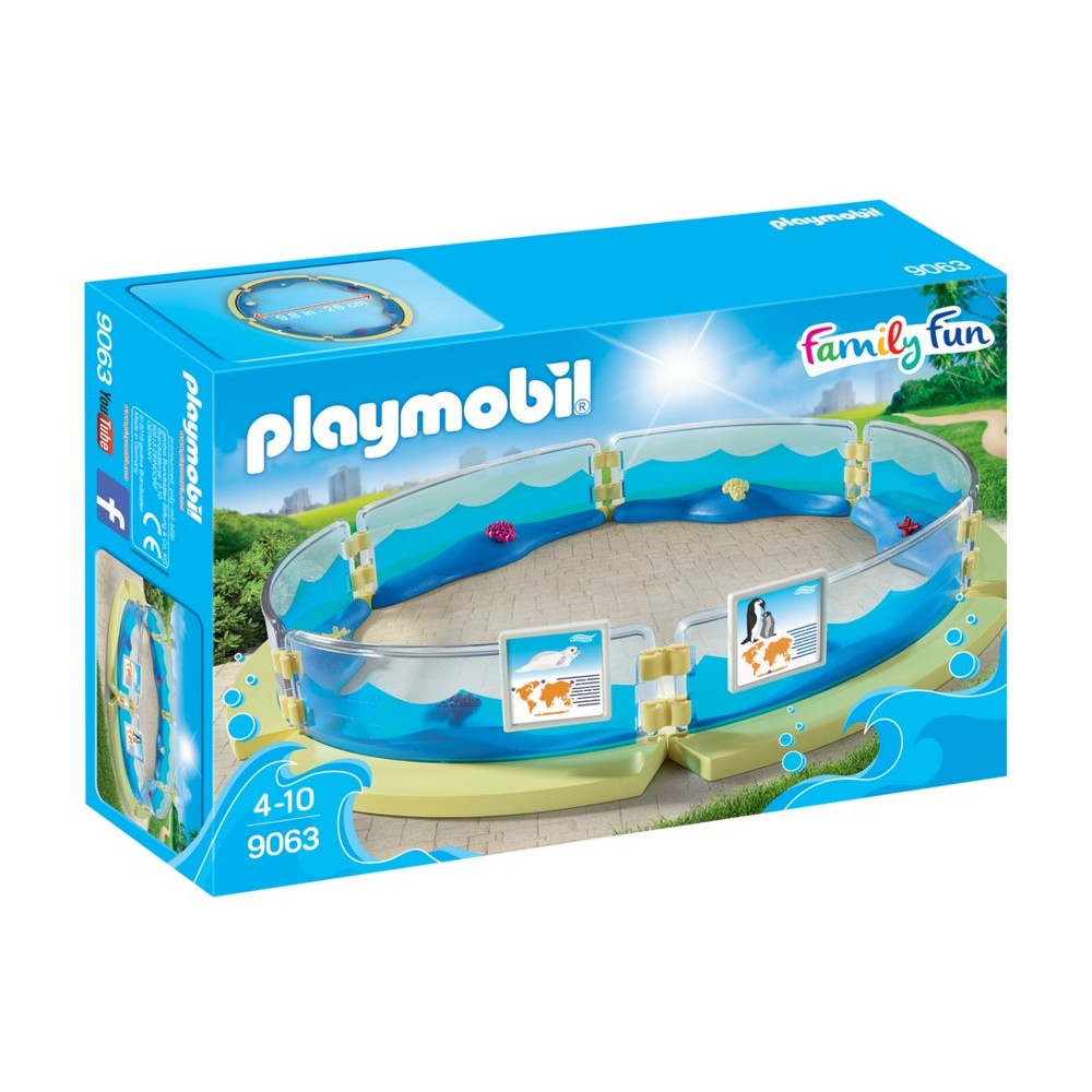 9063 piscine marina nouveaut playmobil 2017 playmobileros tienda de playmobil nuevo y ocasi n. Black Bedroom Furniture Sets. Home Design Ideas