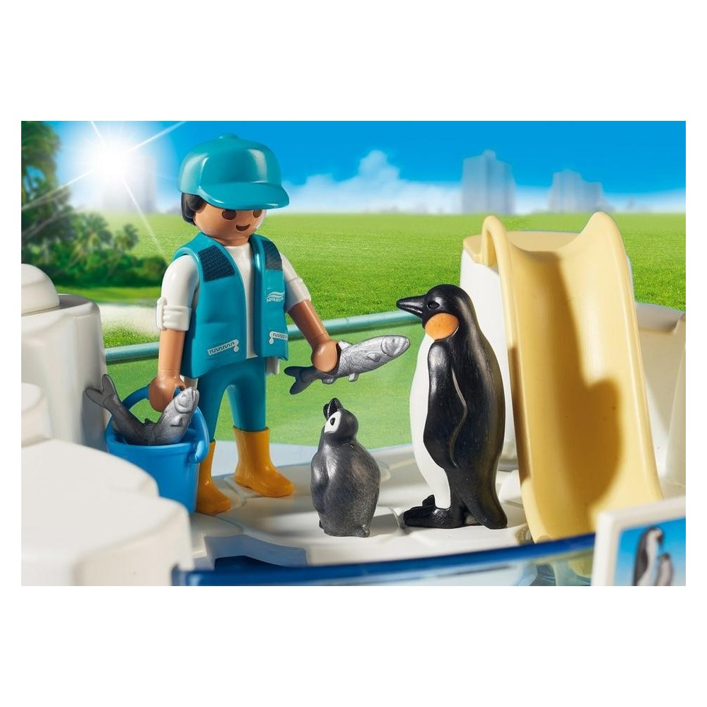 9062 les pingouins piscine nouveaut 2017 playmobil playmobileros tienda de playmobil. Black Bedroom Furniture Sets. Home Design Ideas