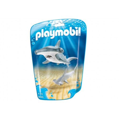 9065-fish hammer with baby-novelty Playmobil 2017 Germany