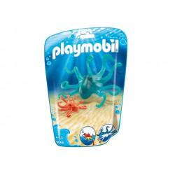 9066 polpo con bambino - novità Playmobil 2017 Germania
