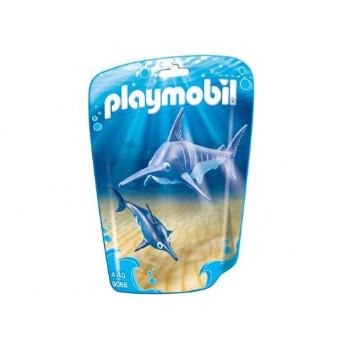 9068-pesce spada con bambino-novità Playmobil 2017 Germania