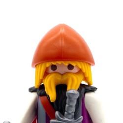 Elmo vichingo marrone chiaro-Playmobil 3150 3151 3152