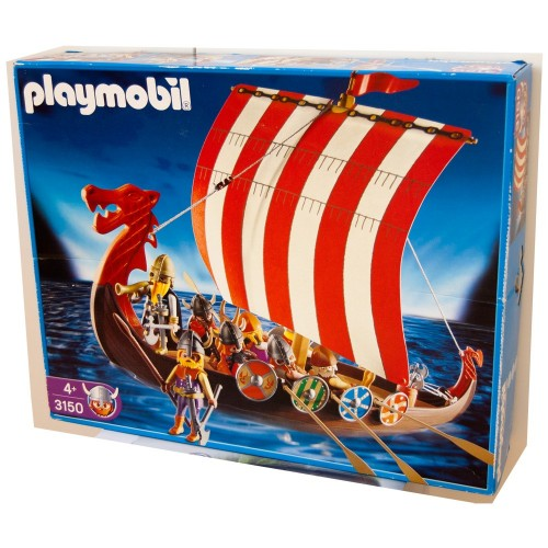 Box empty - Playmobil 3150 - Empty Box