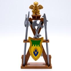 Gunsmith Medieval Dragon Playmobil - shield arms