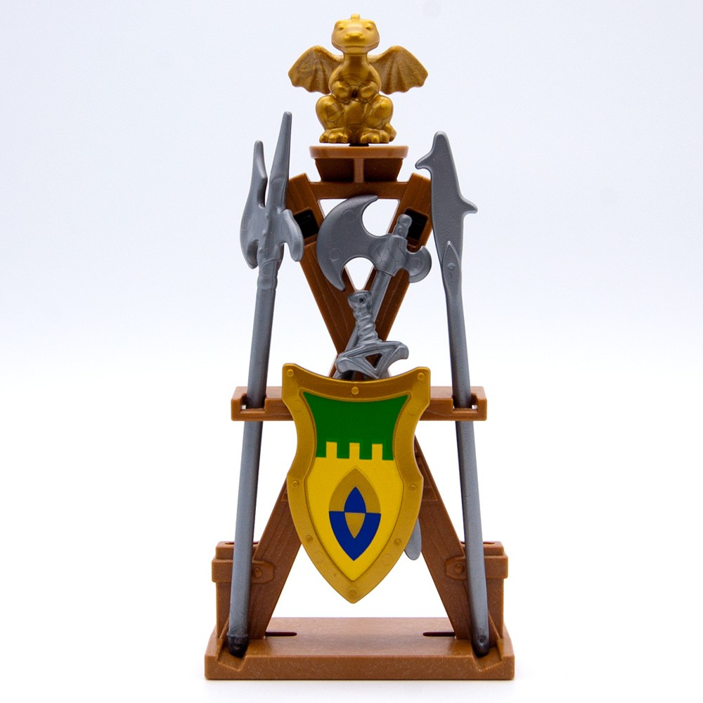 Playmobil Medieval escudos especiales novedad