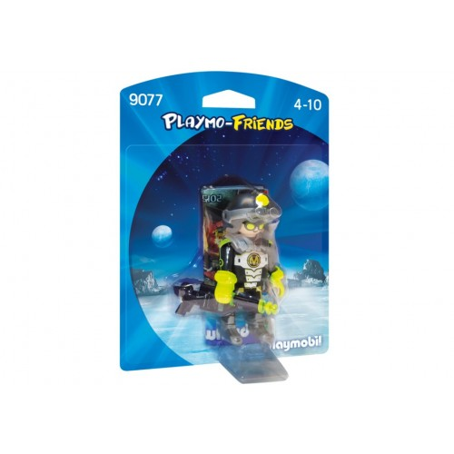 9077 spy night Mega Masters - Playmo-Friends new 2017 Germany